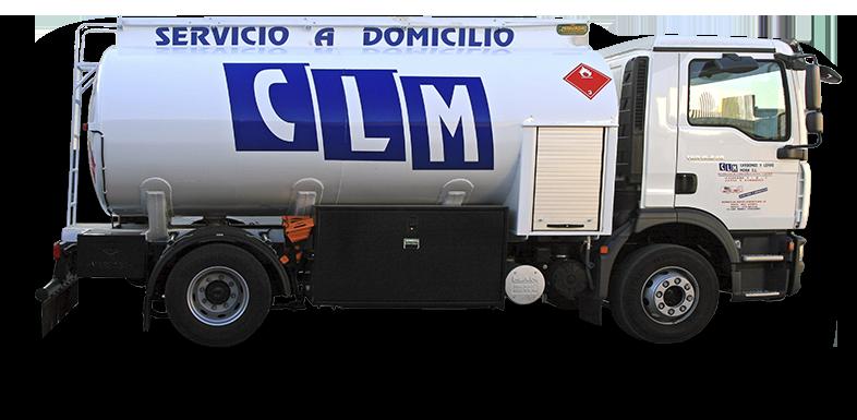 Distribución Gasóleo en Toledo